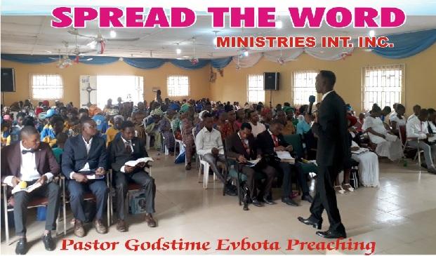 Godstime preaching