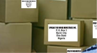 Donate Materials | Spread The Word Ministries Int  Inc